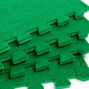 Interlocking Artificial Turf Tile (3)